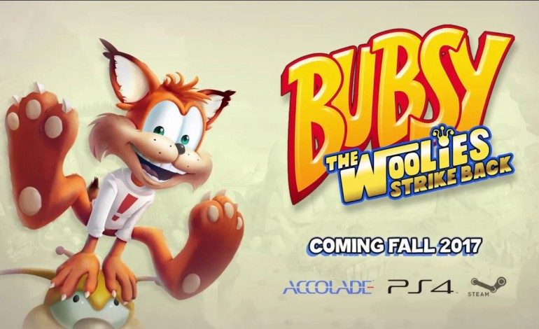 A New Bubsy Game is Coming This Year