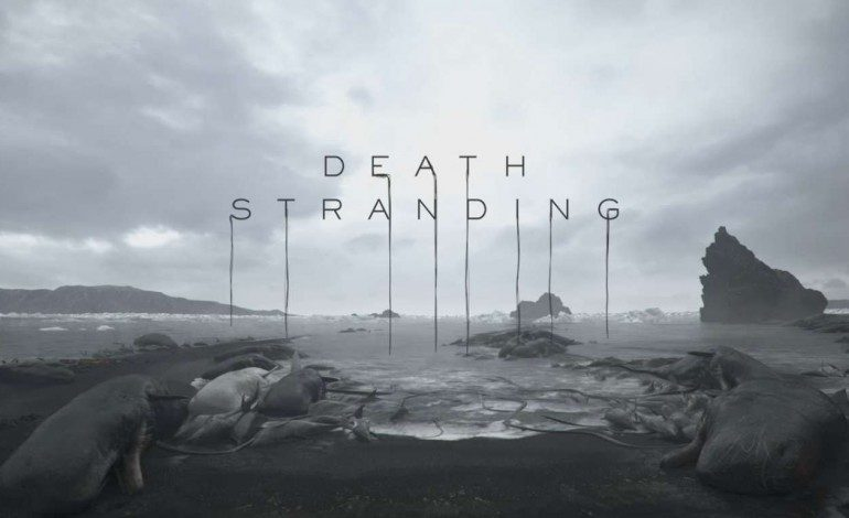 Hideo Kojima Announces Death Standing Will Not Be At E3