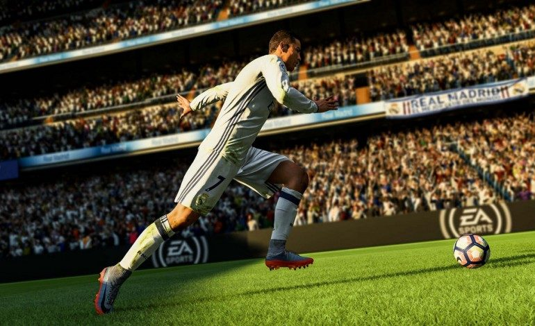 Cristiano Ronaldo Stars in FIFA 18, Coming September 2017