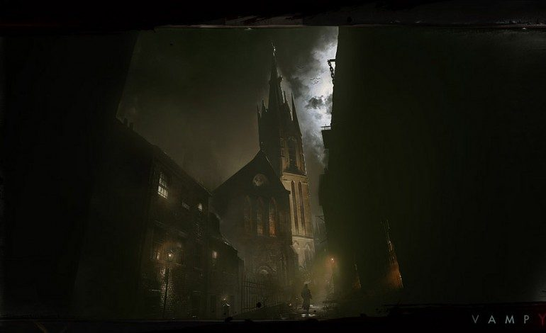 Dontnod Finally Revealed Their Next Title Vampyr