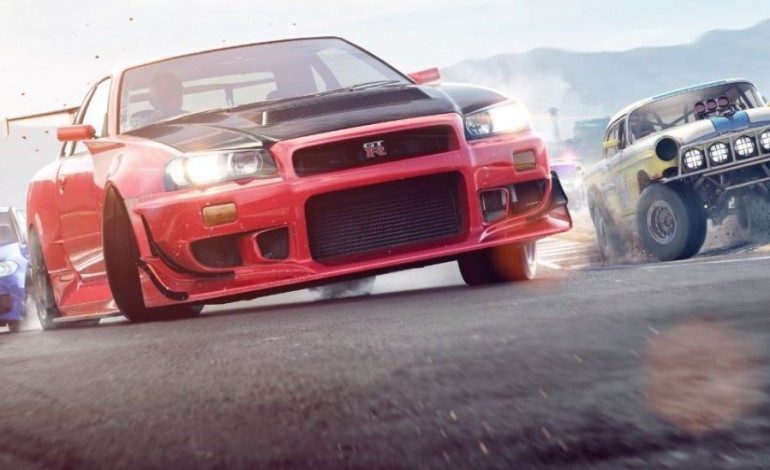 EA Officially Announces Need For Speed: Payback