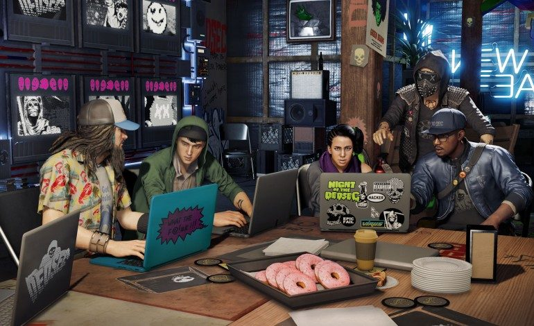 4-Player Party Mode Launches Tomorrow for Watch Dogs 2