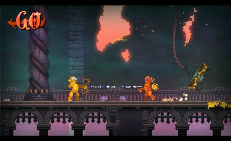 Nidhogg 2 Looks Very Different From The Original