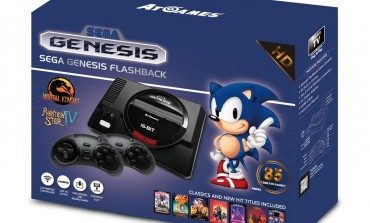 Sega Genesis and Atari Classic Consoles Coming This September