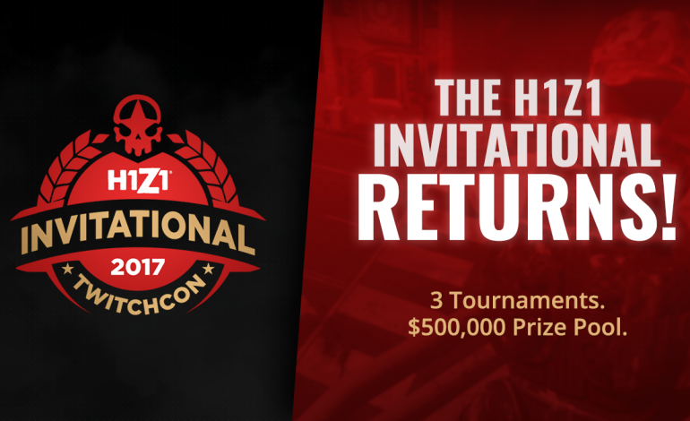 H1Z1 Invitational to Take Place at This Year's TwitchCon