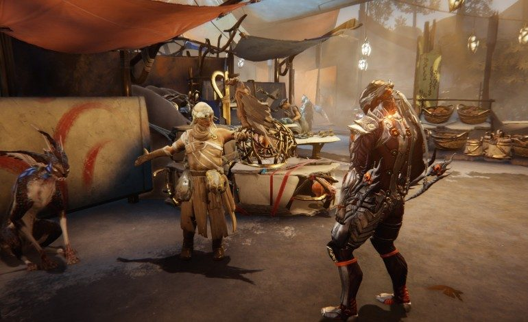 Warframe is Going Open-World with Plains of Eidolon Expansion