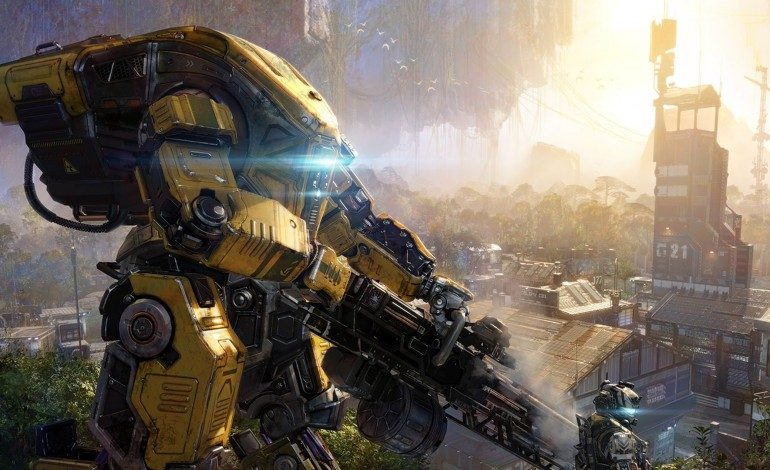 Titanfall 2 Adding Co-Op Mode In Next Update