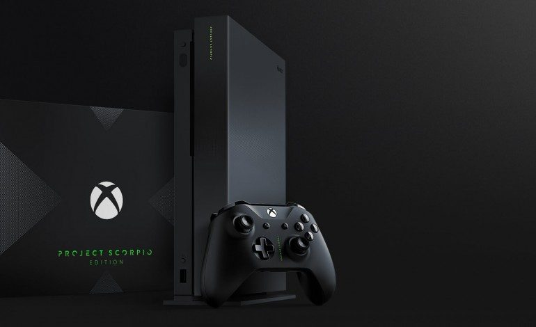Xbox One X Project Scorpio Edition is Already Sold Out