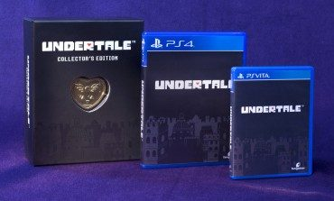 Undertale Now Out Digitally on PS4, Vita, Collector's Edition Coming Soon