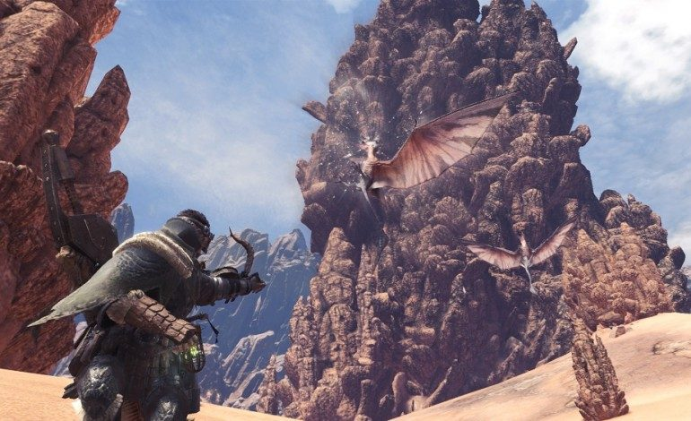 New Ecosystem and Old Friends Join Monster Hunter World