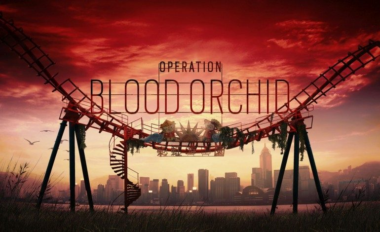 "The Three New Operators of Rainbow Six: Siege ""Blood Orchid"""