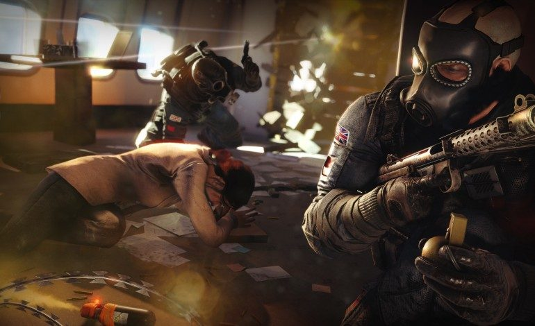 Rainbow Six Siege Free-to-Play for a Whole Week Starting August 28th