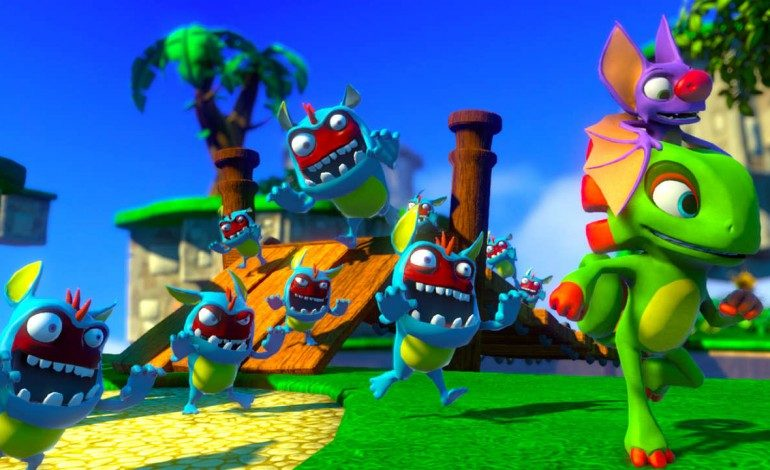 "News About Yooka Laylee For The Nintendo Switch Coming ""Soon"""