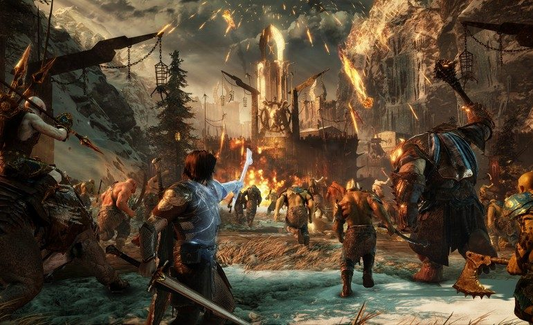 Middle-earth: Shadow of War Will Have Microtransactions