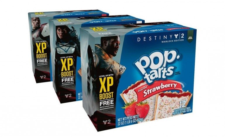 Destiny 2 Announces Promo Deals With Pop-Tarts and Rockstar Energy