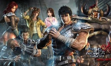 Fist Of The North Star Announced