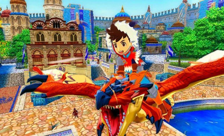 Monster Hunter Stories Demo For 3DS Now Available