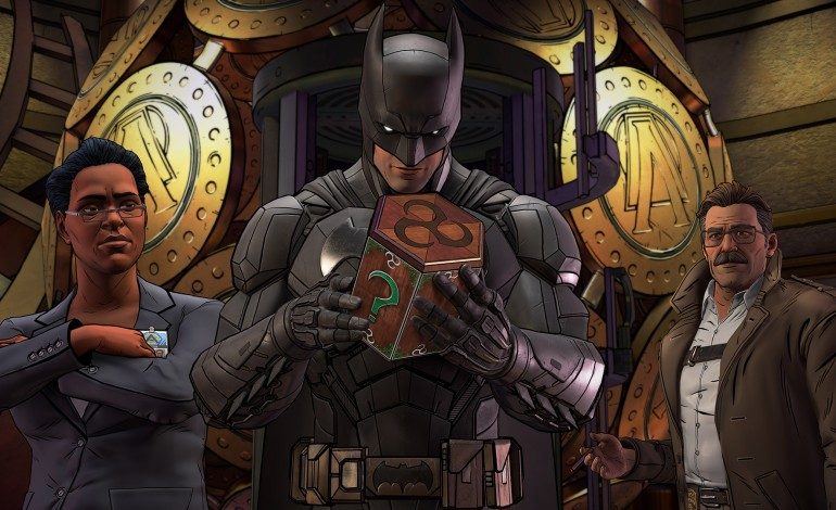 New Launch Trailer for Telltale's Batman: The Enemy Within
