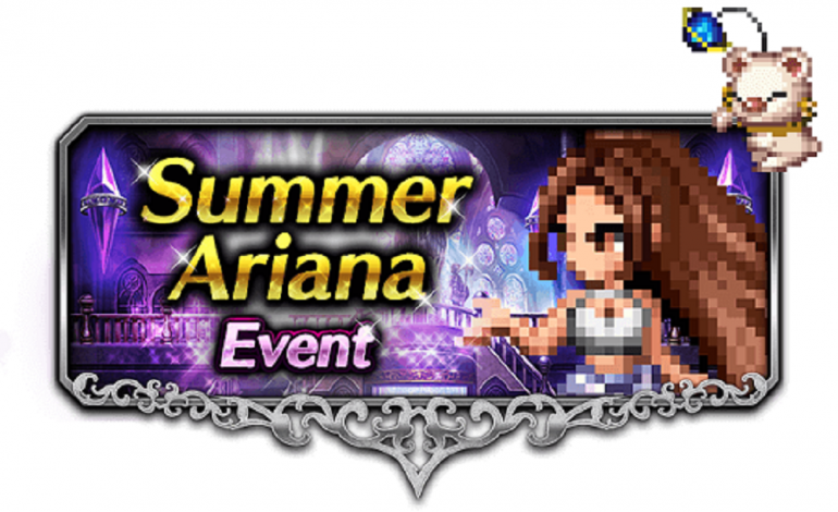 Ariana Grande Joins the Cast of Final Fantasy Brave Exvius