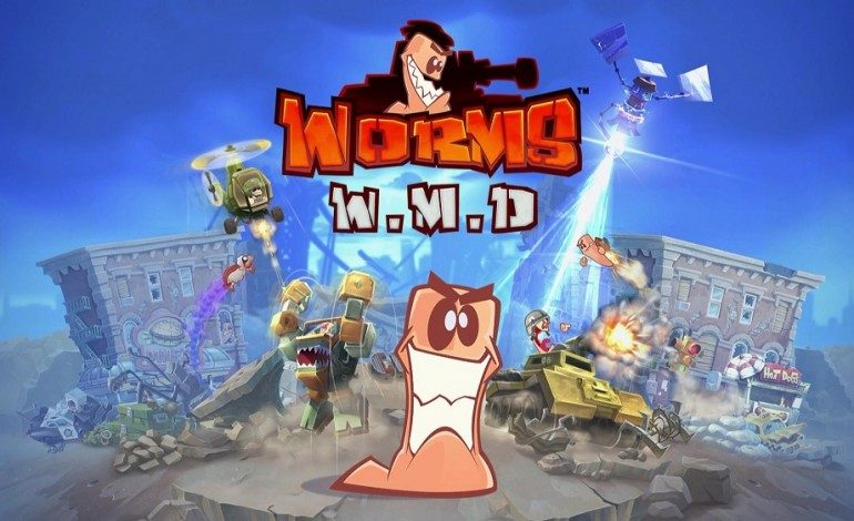 Nintendo Switch Gets Worms (From Team 17)