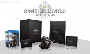 Monster Hunter World Gets Collector's Edition in the West