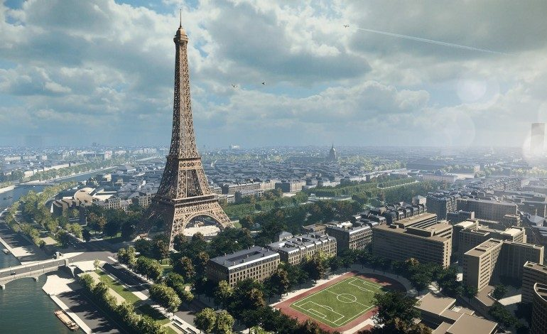 A New Kind of City-Builder, The Architect: Paris