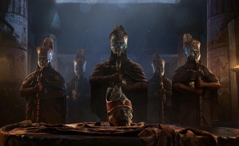 Latest Assassin S Creed Origins Trailer Reveals The Game S