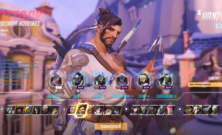 Toxic Gamers Prevent Overwatch Updates