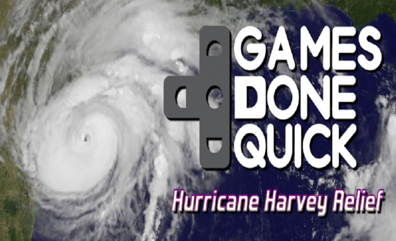 Games Done Quick Raises Over $220 Thousand for Houston Food Bank