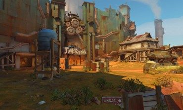 Latest Update Brings the Junkertown Map to Overwatch