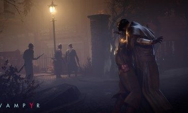 DontNod Entertainment Announces the Delay of Vampyr