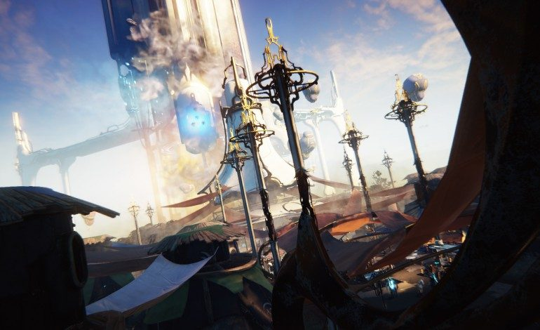 Latest Warframe: Plains of Eidolon Trailer Shows New Gameplay Footage
