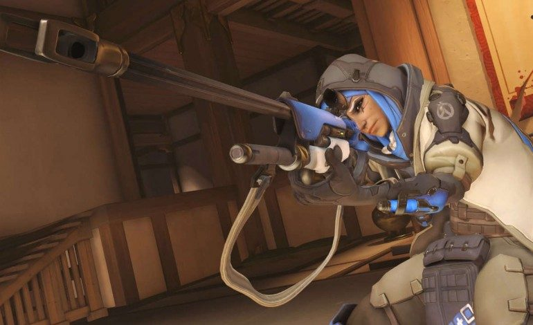 Overwatch's Ana, Junkrat, Join Heroes of the Storm Roster