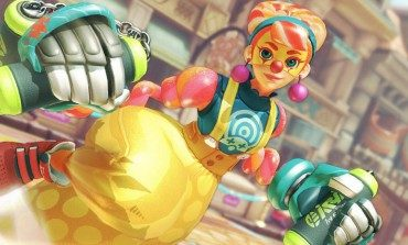 ARMS Update Introduces Custom Controls, New Fighter Lola Pop