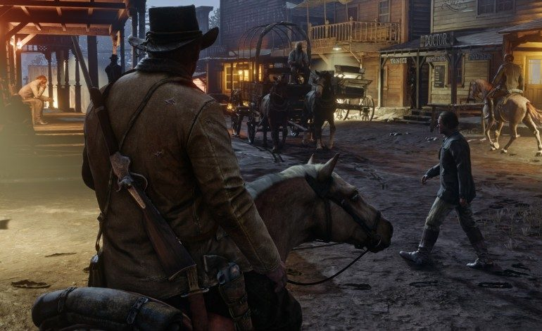 Red Dead Redemption 2 Releases New Trailer Hinting at Bright Worlds, Guns and Betrayal