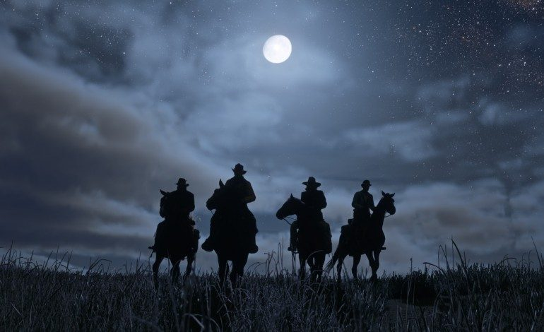 Red Dead Redemption 2 Annoucement Coming Next Week