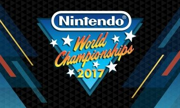 Nintendo World Championships Announced for 2017