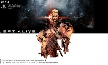 New Details Revealed for Square Enix Game Left Alive