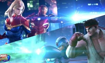 Marvel vs. Capcom: Infinite's Monster Hunter DLC