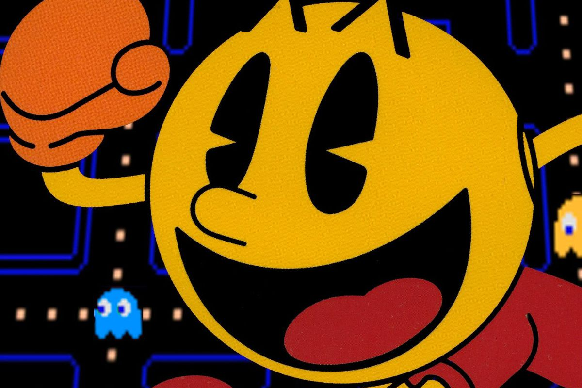 This is an image of Trust Pac Man Images