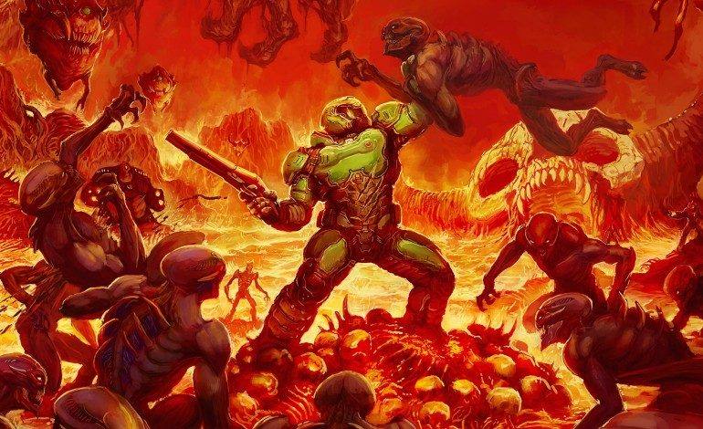 Doom Gets a November 10th Release Date for the Switch