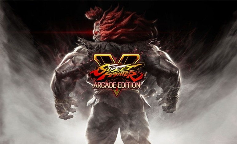 Street Fighter V: Arcade Edition Set for Release in Early 2018