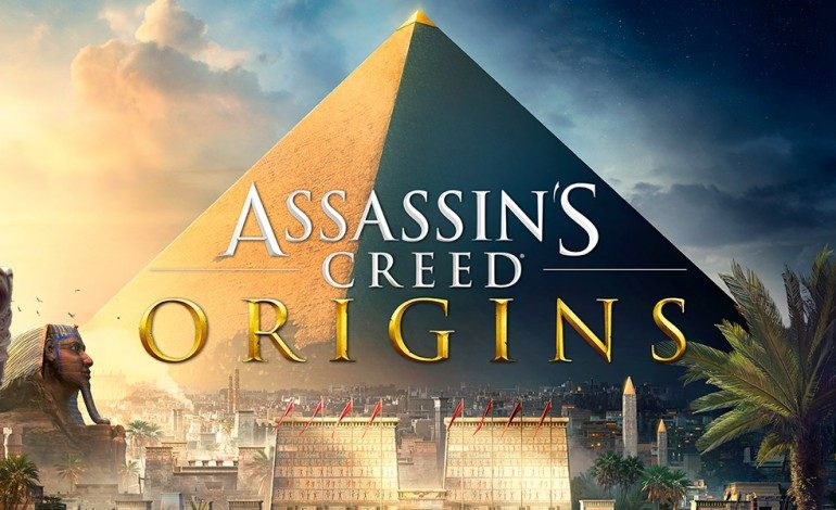 Ubisoft Releases New Assassin's Creed Origins Launch Trailer