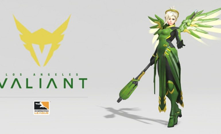 Immortals Reveal Overwatch League Team, the LA Valiant