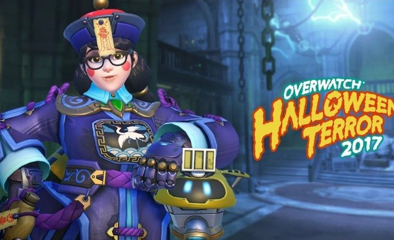 Overwatch Skins Leak Before Halloween Terror Event