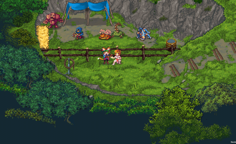 Kickstarter Roguelike RPG Tangledeep Coming to Nintendo Switch Next Year