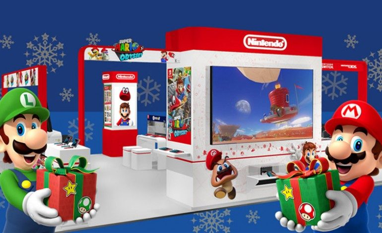 Nintendo Gears up for Holiday Season with Cross Country Mall Tour