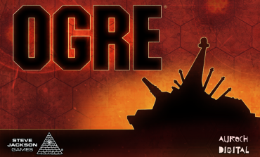 "Steve Jackson's ""Ogre"" Tabletop Game Goes Digital"