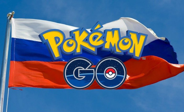 Pokemon Go Used in Propaganda Linked to Russian Influences