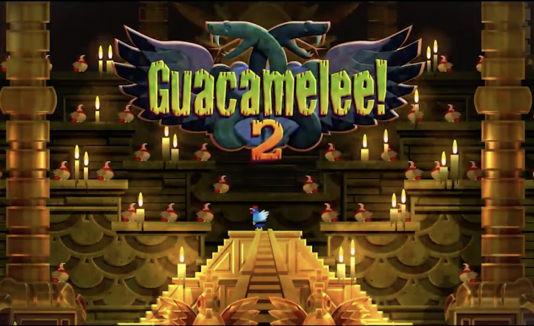 Guacamelee 2 Announced for PS4